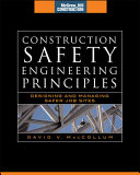 Construction Safety Engineering Principles  McGraw Hill Construction Series