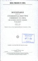 Media Freedom In China
