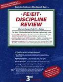 FE EIT Discipline Review