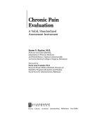 Chronic Pain Evaluation