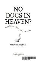 No dogs in heaven