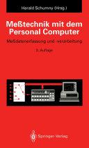 Meßtechnik mit dem Personal Computer