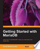 Getting Started With Mariadb