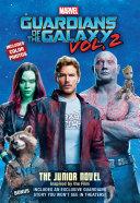 Marvel S Guardians Of The Galaxy Vol 2 The Junior Novel