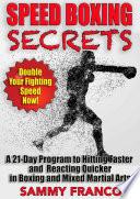 Speed Boxing Secrets