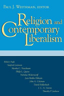 Religion and contemporary liberalism