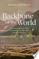 Backbone of the World