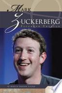 Mark Zuckerberg  Facebook Creator