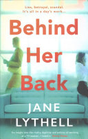 Behind Her Back Book Cover