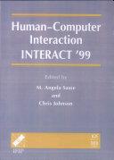 Human-computer Interaction, INTERACT '99