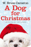 Book A Dog for Christmas