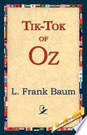 Tik Tok of Oz