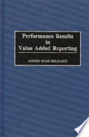 Performance Results In Value Added Reporting
