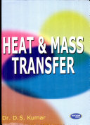 Heat And Mass Transfer (Two Colour)