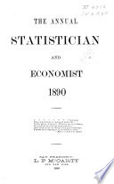 The Annual Statistician and Economist Book PDF