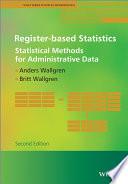 Register based Statistics
