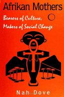 Afrikan Mothers Book