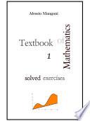 Textbook of Mathematics 1 solved exercises