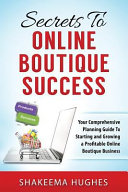 Secrets to Online Boutique Success