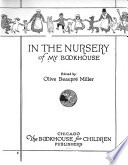 My Book House  In the nursery Book PDF
