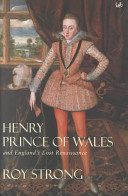 Henry Prince Of Wales