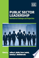 Public Sector Leadership