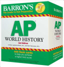 Barron s Ap World History Flash Cards