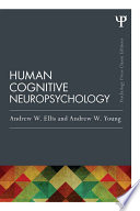Human Cognitive Neuropsychology Classic Edition