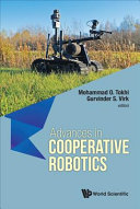 Advances in Cooperative Robotics   Proceedings of the 19th International Conference on Clawar 2016