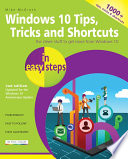 Windows 10 Tips Tricks Shortcuts In Easy Steps 2nd Edition