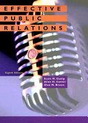 Effective Public Relations