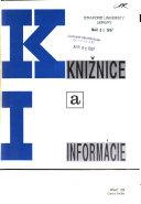 Knižnice a informácie