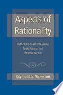 Aspects Of Rationality
