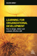 Learning for Organizational Development Book Cover