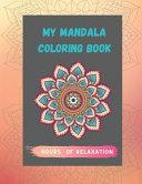 Adult Mandala Coloring Book