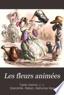 illustration du livre Les fleurs animées