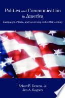Politics and Communication in America