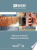 Global Lessons For Watershed Management In The United States book