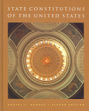 State Constitutions Of the United States  2nd Edition