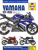 Yamaha Yzf R125 08 11