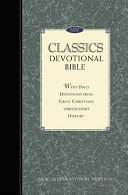 NIV Classics Devotional Bible