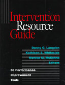 Intervention Resource Guide
