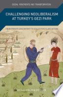 Challenging Neoliberalism at Turkey   s Gezi Park