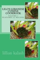Lilo s Lebanese Cuisine Cookbook