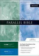 Updated Nasb Niv Parallel Bible