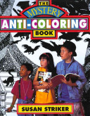 The Mystery Anti Coloring Book
