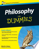 Philosophy For Dummies : kant? then look no further! philosophy...