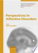 Perspectives in Affective Disorders