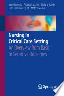Nursing In Critical Care Setting
