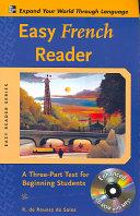 Easy French Reader w CD ROM